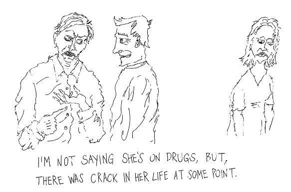 Crack Past