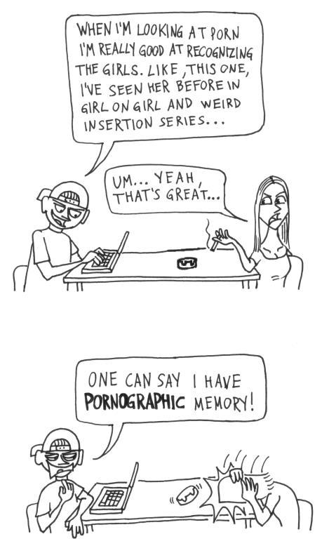 Pornographic