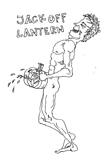 Jack Off Lantern