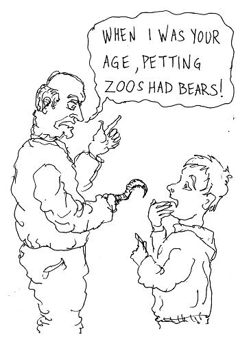 Mauling Zoo