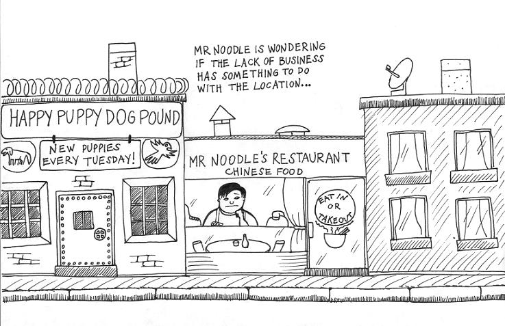 Mr. Noodle
